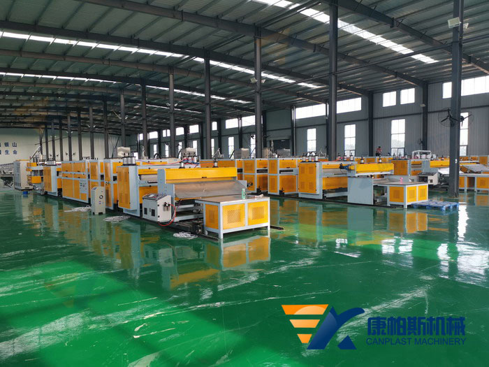 PP Packaging Board Equipment Customers