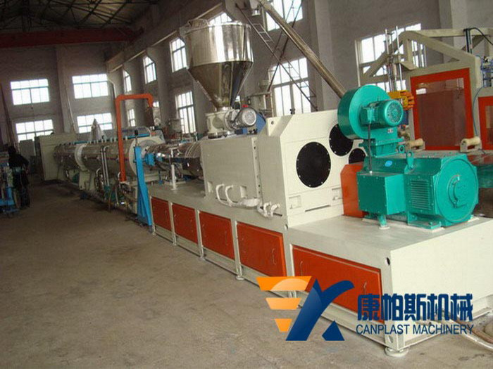 PVC Large diameter pipe production line